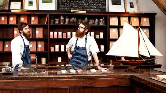 Mast Brothers Chocolate | Brooklyn 111 North 3rd Street Brooklyn, #NewYork 11249 | #MastBrothers #Chocolate