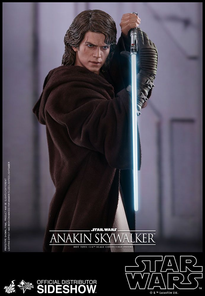 Anakin Skywalker Episode Iii Revenge Of The Sith 2005 Sideshow Collectibles Star Wars Anakin Anakin Skywalker Hot Toys