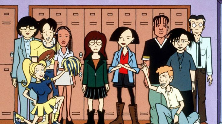 It's a sick, sad world. / 17 signs you're the Daria in your group of friends.: