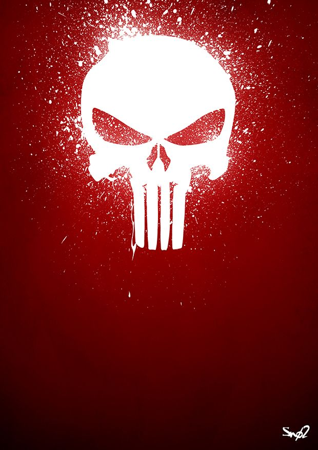 The Punisher by Sno2 on deviantART