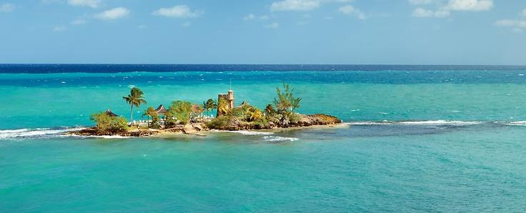 couples tower isle caribbean beach    Christmas 2012