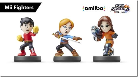 Ryu, Roy, Duck Hunt, And Mewtwo Amiibo Figurines Announced