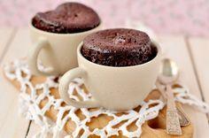 Torta in Tazza al Microonde Link ricetta --> http://www.lacuochinasopraffina.com/cosa-cucino/torta-al-cioccolato-in-tazza-microonde/10405#wysija