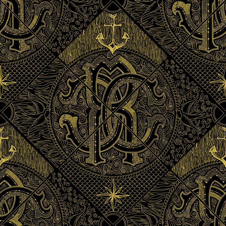 Roberto Cavalli logo print on Behance