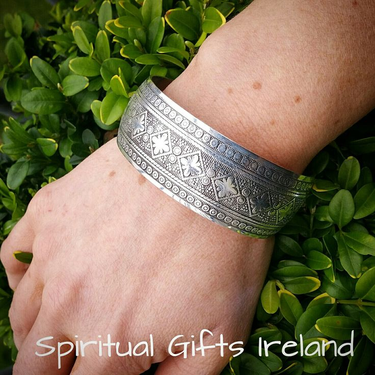 Add a touch of gypsy soul to any outfit  with our silver pewter bracelet. Live for adventure & love the wonder of life. Follow us on : www.facebook.com/spiritualgiftsireland www.instagram.com/spiritualgiftsireland  www.etsy.com/shop/spiritualgiftireland