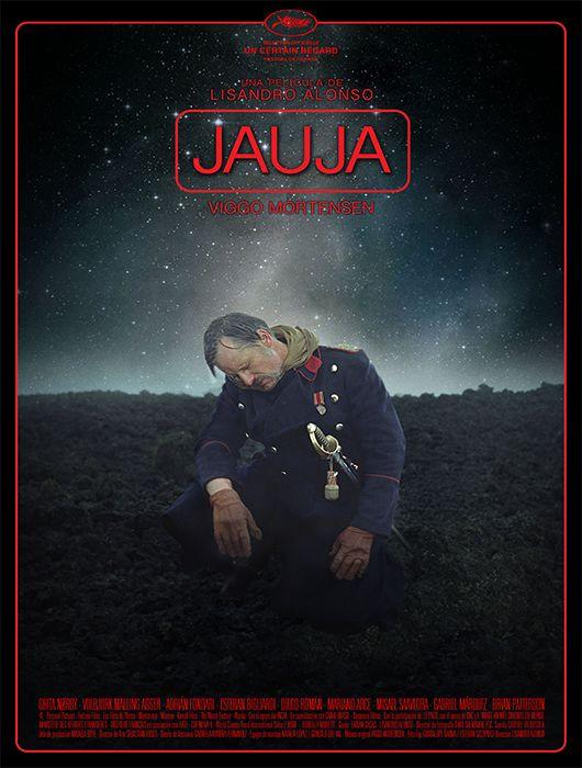 JAUJA. Drama | Western.  Dir. Lisandro Alonso, Argentina/Rest Of The World, 2014, 109 mins, Subtitles.  Cast: Viggo Mortensen, Ghita Nørby, Viilbjørk Malling Agger. Release date: 10/04/15.