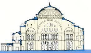 「ハギア・ソフィア(アヤ・ソフィア)大聖堂(トルコ)」の画像検索結果