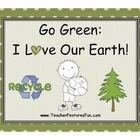 "Celebrate our environment and honor our Earth with these fun activities!  Students in grades 1-4 will enjoy this 14 page unit.     Contains:  ""Be Eco-..."