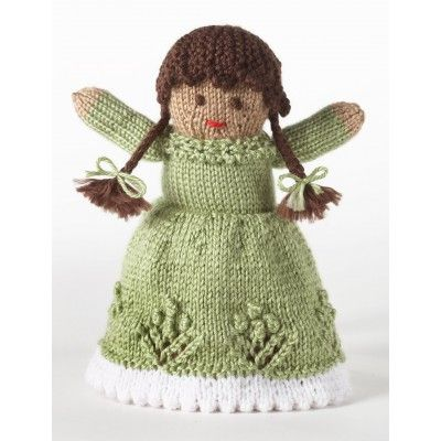 Free Easy Child's Toy Knit Pattern