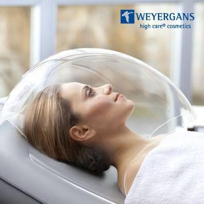 """Dermionologia foloseste oxygenul ,,elixirul vietii"""" pentru a creste in mod natural pH-ul pielii si al tesuturilor actionandu-se astfel producerea colagenului."""