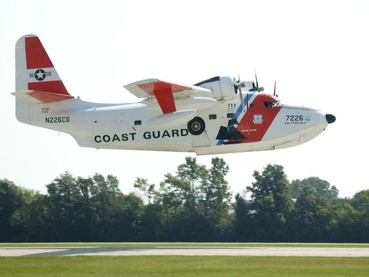 Coast Guard Grumman HU-16E Albatross