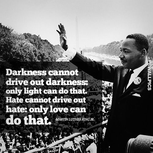 Famous Mlk Quotes: Best 25+ Martin Luther Quotes Ideas On Pinterest