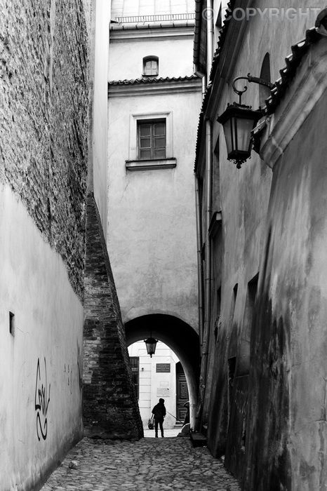 Ancient Alley - Lublin