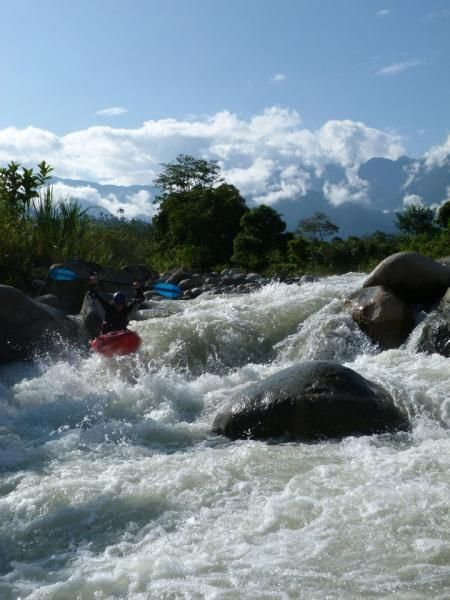 Rivier Pepino in Colombia