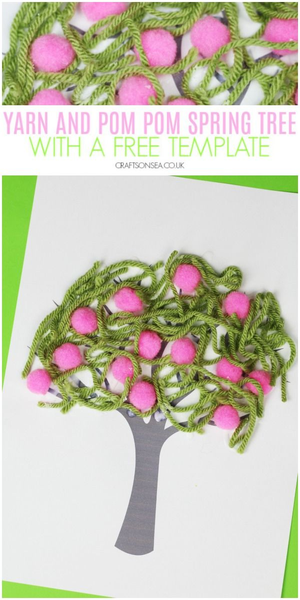 4 Easy Spring Tree Crafts For Kids Crafts And Activities For Kids