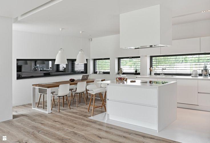 Atlas Oktawia - Kuchnia - Styl Minimalistyczny - Atlas Studio