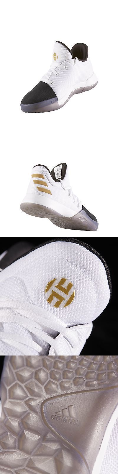 Basketball: Adidas Harden Vol 1 Ps White Black ( By3672 ) ($Itemsku) -> BUY IT NOW ONLY: $44.98 on eBay!