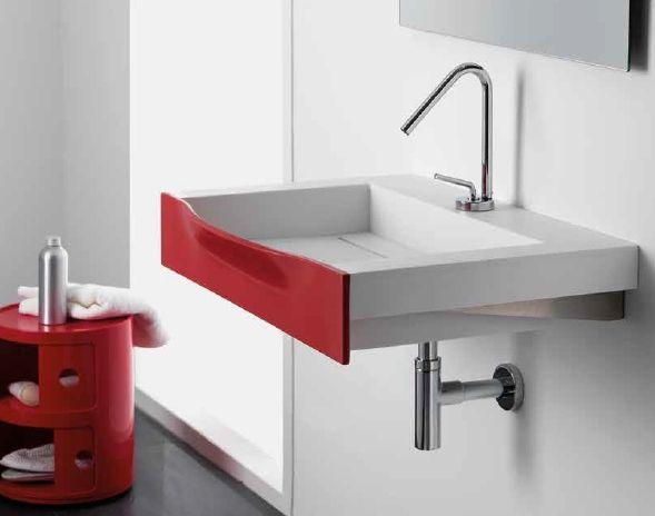 25 best ideas about arredo bagno rosso su pinterest - Programma per progettare bagno ...