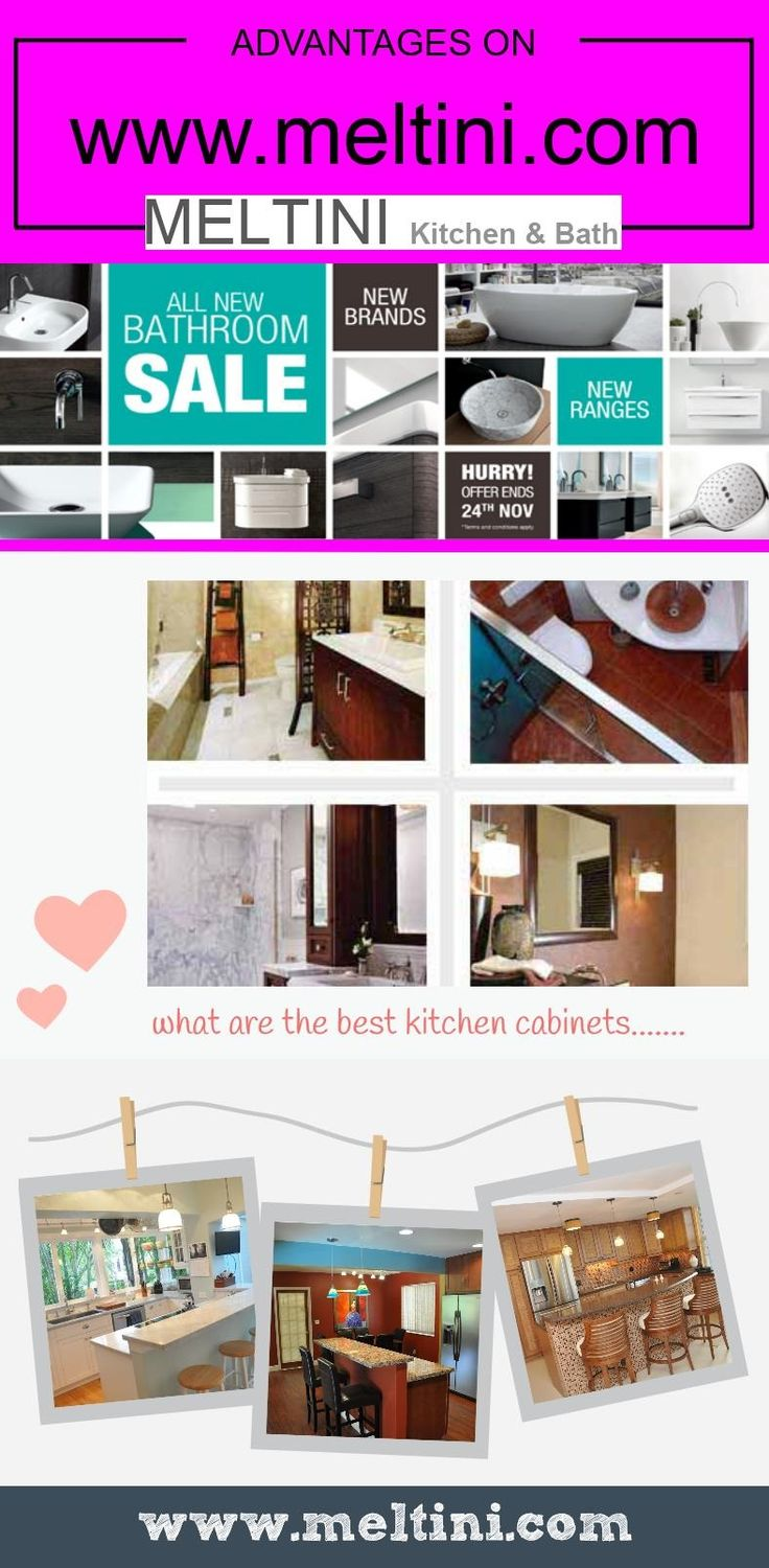 9 best what are the best kitchen cabinets images on Pinterest ...