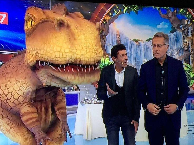 """ROMA Il programma serale del venerdì sera """"Ciao Darwin 7"""" condotto da Paolo Bonolis e Luca Laurenti, è ritornato in televisione dopo"""