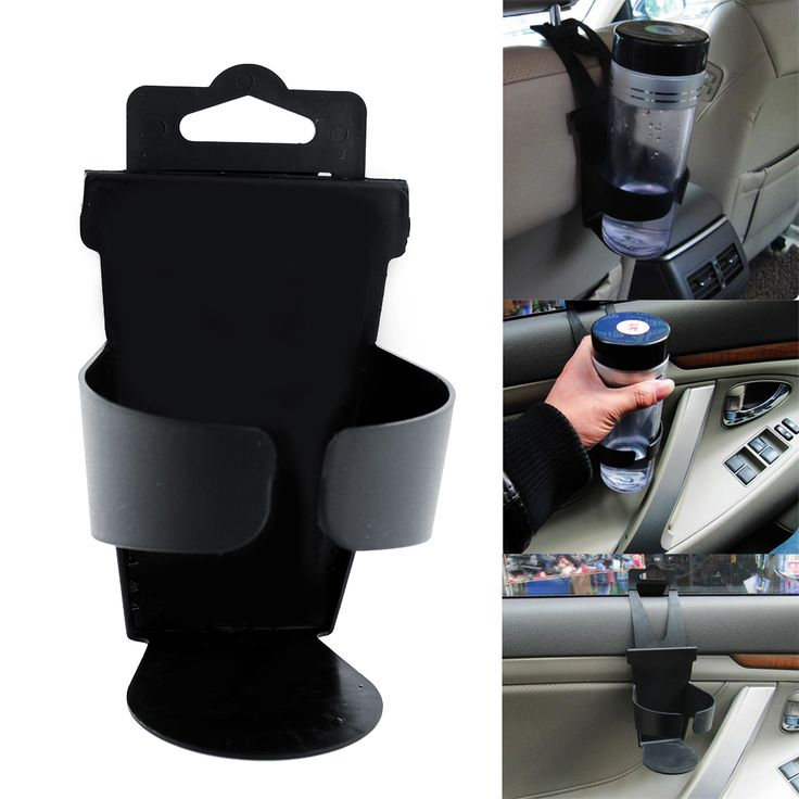 New Creative Universal Adjustable Car Truck Auto Bottle Cup Clip Mount Drinks Holders Stand Car Accessories Interior Organizer