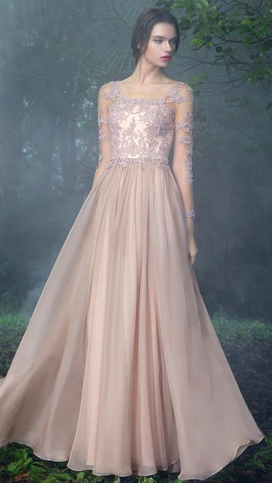 focus evening dress