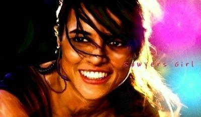 Michelle Rodriguez - lost Fan Art