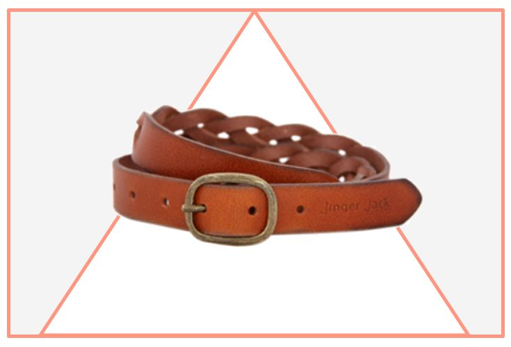 Simple, pretty and good quality – A lovely antique buckle and braid detail make this the perfect belt to pair with your favourite weekend jeans. Finished in a gorgeous Tan colour with the Jinger Jack stamp. Available in three sizes.  Make every outfit extra special. http://www.travellerstrading.com/product/the-vintage-braided-belt/