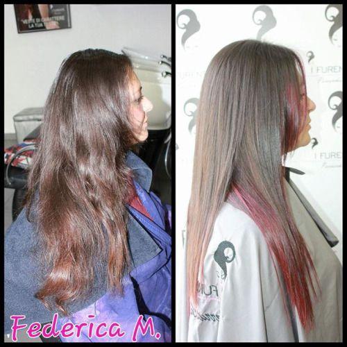 IL MONDO è DONNA! #hair #hairstyle #instahair #hairstyles...
