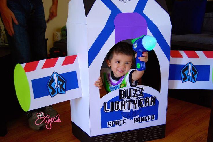 Love Lyttle Diy Buzz Lightyear Themed Birthday Party