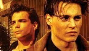 Richard Grieco & Johnny Depp