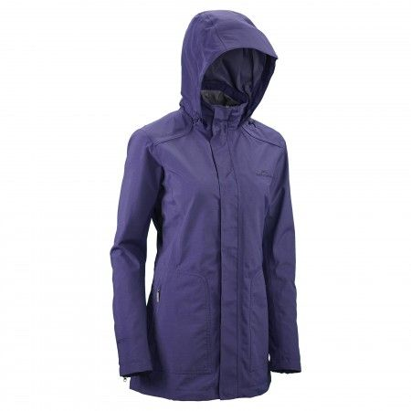 Kathmandu Calvus Women's GORE-TEX® 2 Layer Waterproof Jacket v2 - has multiple color options including teals and blues.