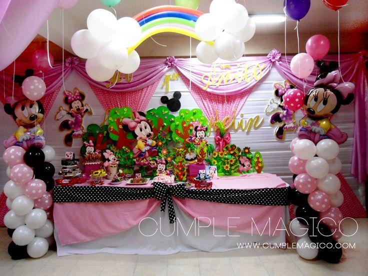 Pin de alain seres en decoraciones en globos para fiestas - Decoracion cumpleanos bebe 1 ano ...