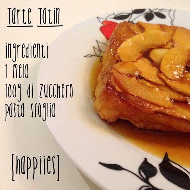 Tarte Tatin di mele - buonissima!