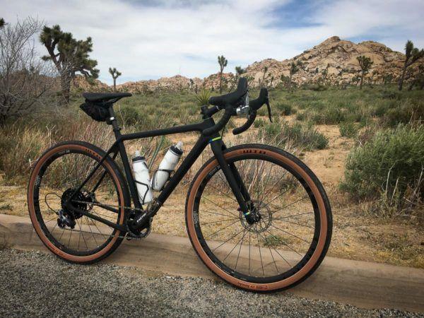 OPEN U.P.P.E.R. long term ride review actual weights carbon gravel road plus bike wtb Byway Joshua Tree