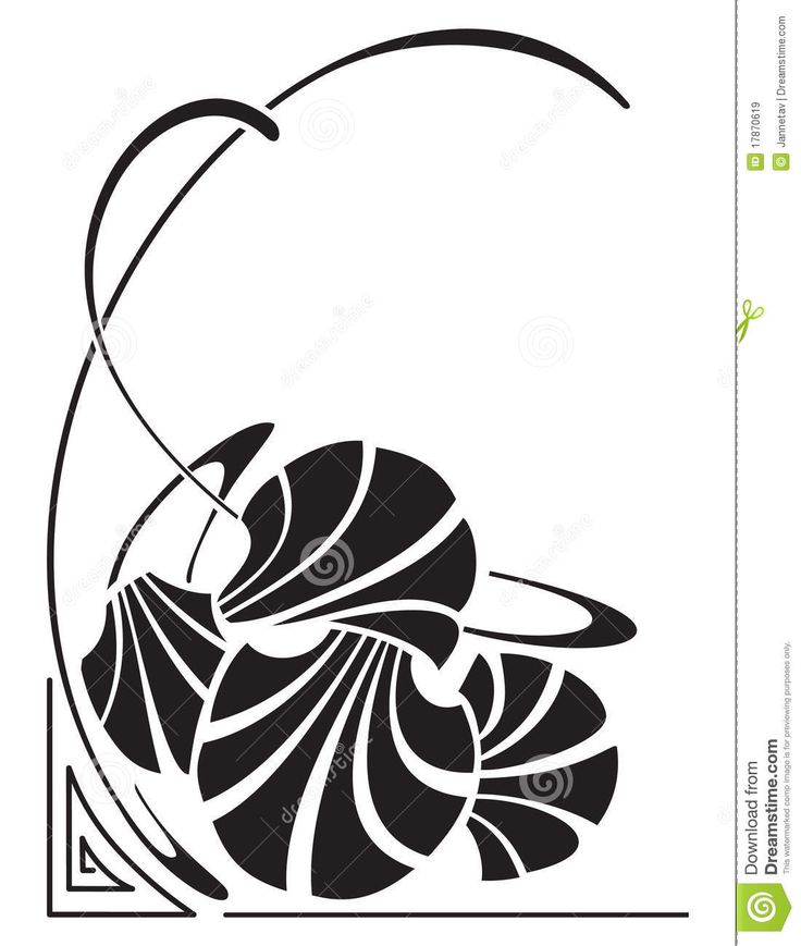 Art Nouveau - Download From Over 42 Million High Quality Stock Photos, Images, Vectors. Sign up for FREE today. Image: 17870619