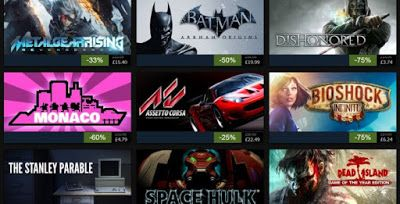 USA News |  Top News | Latest News | Most Interesting News | All Time Update News: Paypal Mail Announces Steam Winter Sale To Begin F...