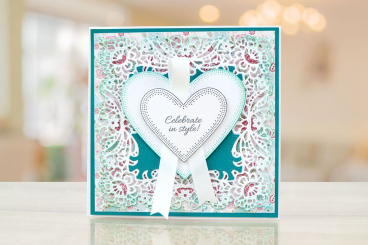 Ornamental Hearts (TLD0286) – Tattered Lace