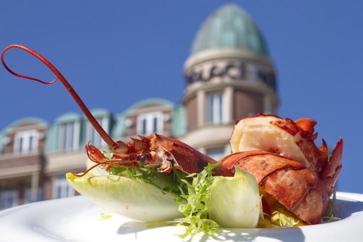 We love lobster!