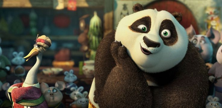 Kung Fu Panda 3: Eat when upset, and other real lessons from Guru Po