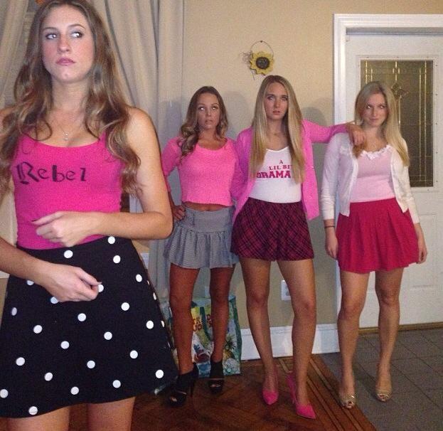 mean girls halloween costume - Google Search