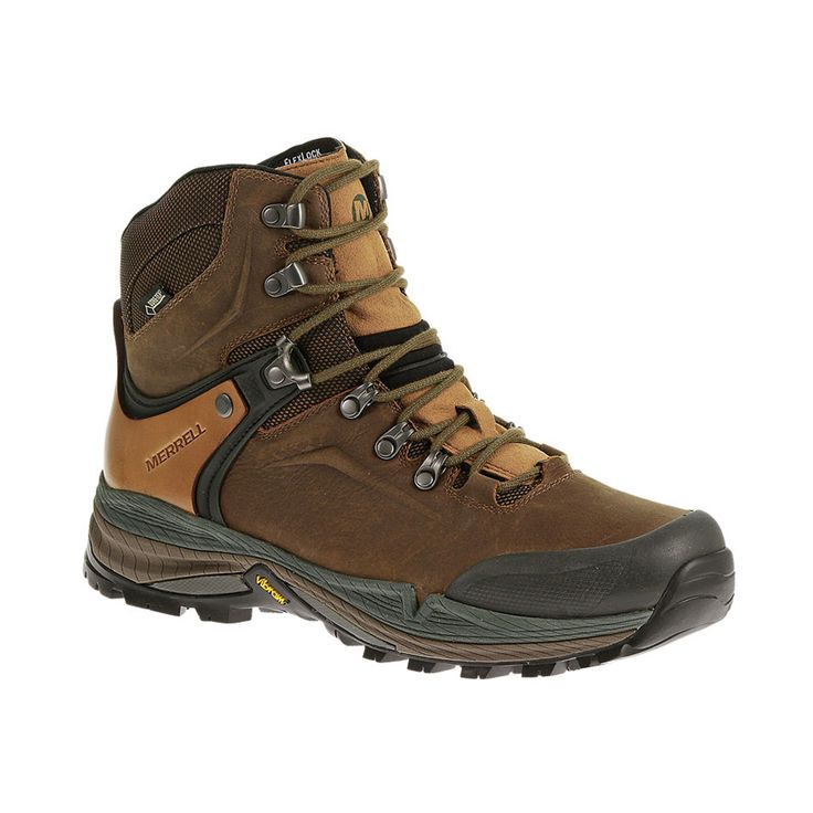 Merrell Crestbound Gore-Tex Hiking Shoes