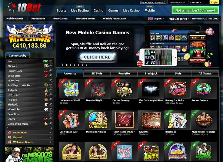 The gambling city network online bargain sites au