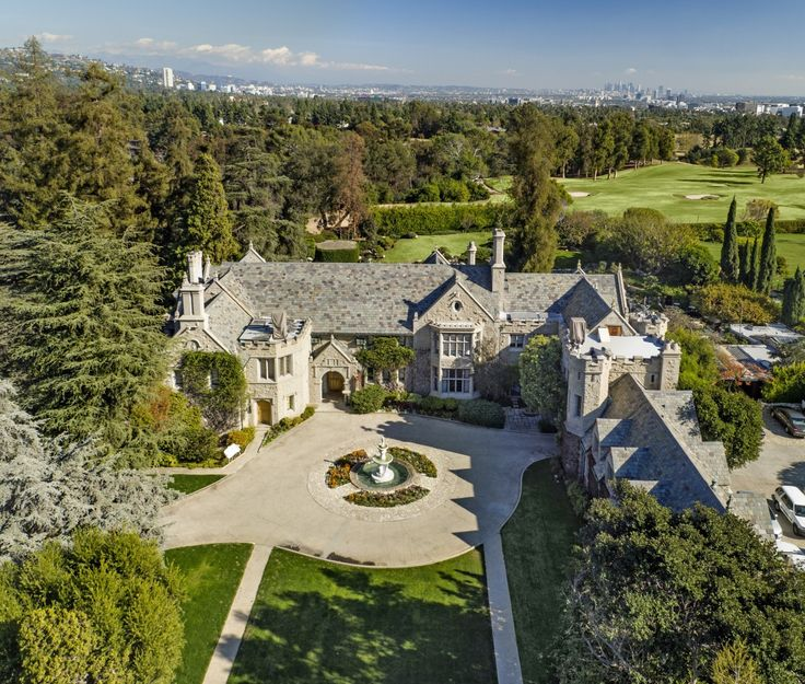 Hugh Hefners $200 Million Playboy Mansion Is Americas New Most Expensive Home For Sale