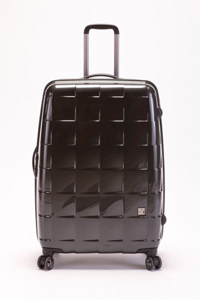 The ultimate travel companion! Antler Suitcase.  See here: http://www.sporteluxe.com/?p=9276