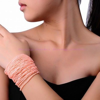 Hot-New-Fashion-Multilayer-Handmade-Bohemia-Seed-Beads-Crochet-Bangle-Bracelet