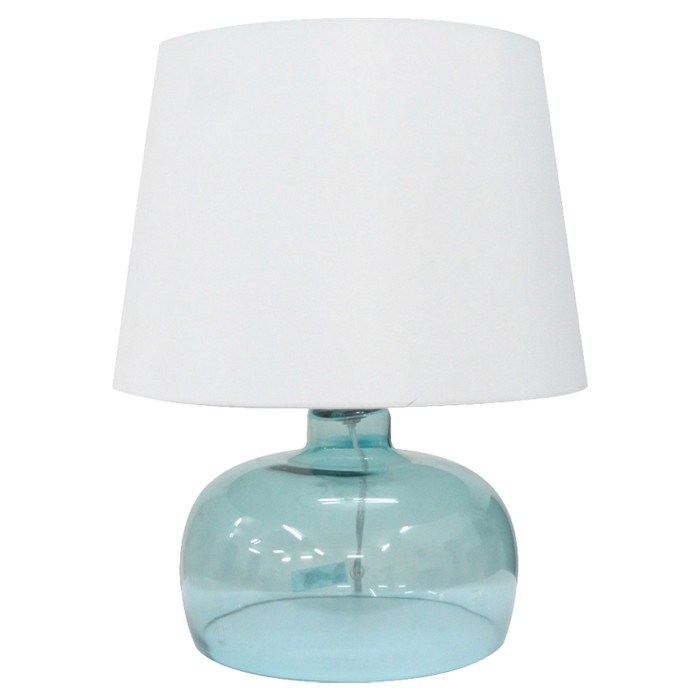 Best 25 Blue Table Lamp Ideas On Pinterest Glass Table
