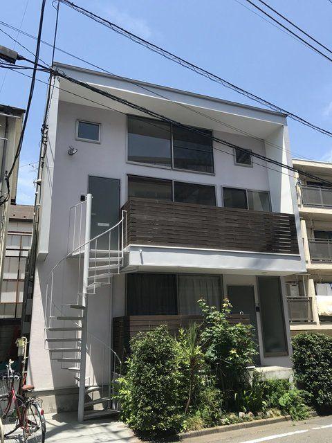 僕らの秘密基地 J 2号室 東京都世田谷区 家の間取り図