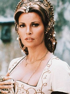 Raquel Welch in Three musketeers
