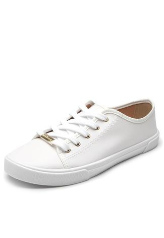 4d2ab46a5 Tênis Moleca Liso Branco em 2019 | w i s t h l i s t | Sneakers ...